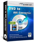Tipard DVD to AVI Converter Coupon