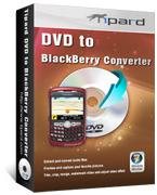 15 Percent – Tipard DVD to BlackBerry Converter