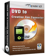 Tipard Tipard DVD to Creative Zen Converter Coupon