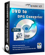 Tipard DVD to DPG Converter Coupon