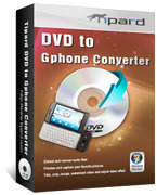 15% Off Tipard DVD to Gphone Converter Coupon Sale