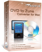 15% off – Tipard DVD to Zune Converter for Mac