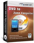 Tipard – Tipard DVD to Zune Converter Coupon