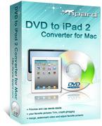 Tipard Tipard DVD to iPad 2 Converter for Mac Coupon