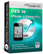 15% off – Tipard DVD to iPhone 4 Converter