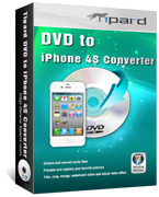 15% Off Tipard DVD to iPhone 4S Converter Coupon