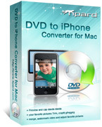 Tipard DVD to iPhone Converter for Mac Coupon