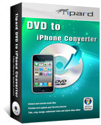 Tipard DVD to iPhone Converter Coupon