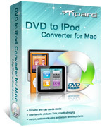 Tipard DVD to iPod Converter for Mac Coupon