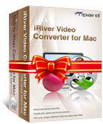 Tipard DVD to iRiver Suite for Mac Coupon 15% Off