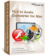 15 Percent – Tipard FLV to Audio Converter for Mac