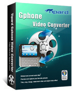 Tipard Gphone Video Converter Coupon 15%