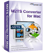15% Off Tipard M2TS Converter for Mac Coupon Code