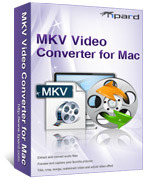 Tipard MKV Video Converter for Mac Coupons