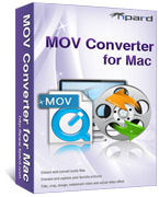 Tipard MOV Converter for Mac Coupon 15% Off
