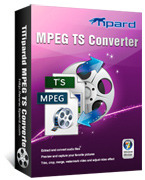 15% – Tipard MPEG TS Converter