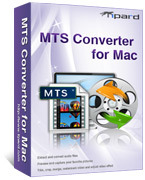 Tipard Tipard MTS Converter for Mac Coupon Code