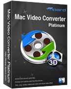 Tipard Mac Video Converter Platinum – 15% Discount