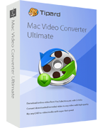 15% Off Tipard Mac Video Converter Ultimate Coupon Code