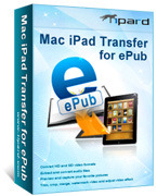Tipard Mac iPad Transfer for ePub Coupon Code