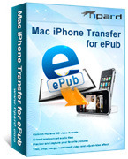 Tipard Mac iPhone Transfer for ePub Coupon