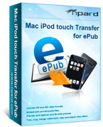 Instant 15% Tipard Mac iPod touch Transfer for ePub Coupons