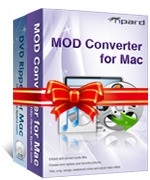 Exclusive Tipard Mod Converter Mate for Mac Coupon Code
