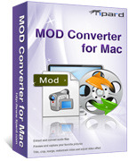 Tipard Tipard Mod Converter for Mac Coupon Code
