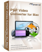 Exclusive Tipard PSP Video Converter for Mac Coupon