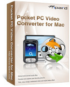 Tipard Pocket PC Video Converter for Mac – 15% Sale
