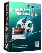 Tipard Sony Ericsson Video Converter Coupon