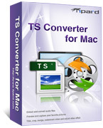 Exclusive Tipard TS Converter for Mac Coupon