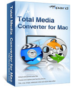 Tipard Tipard Total Media converter for Mac Coupon Code