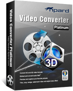 Tipard Video Converter Platinum Coupon