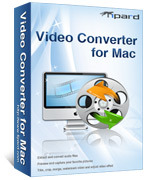 Tipard Video Converter for Mac Coupon Code 15%