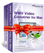 Tipard Tipard WMV Converter Suite for Mac Coupon Sale
