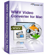 Tipard WMV Video Converter for Mac – Exclusive 15% off Coupon