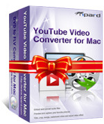 Tipard YouTube Mate for Mac – 15% Off