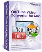 Tipard YouTube Video Converter for Mac Coupons 15% Off