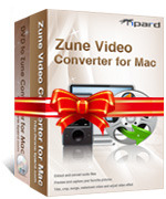 Tipard Zune Converter Suite for Mac Coupon