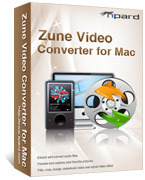 Exclusive Tipard Zune Video Converter for Mac Coupon Sale