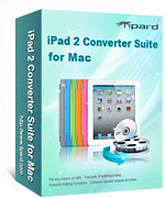 Tipard iPad 2 Converter Suite for Mac – Exclusive 15% off Coupons