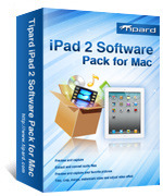 Tipard iPad 2 Software Pack for Mac Coupon