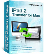 Tipard – Tipard iPad 2 Transfer for Mac Coupon