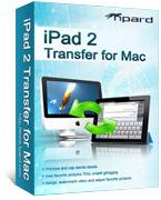 Tipard – Tipard iPad 2 Transfer for Mac Coupon
