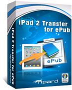 Tipard iPad 2 Transfer for ePub – 15% Discount