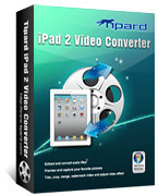 15 Percent – Tipard iPad 2 Video Converter