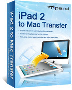 Tipard Tipard iPad 2 to Mac Transfer Coupon Sale