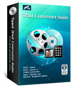 Exclusive Tipard iPad Converter Suite Coupon Code