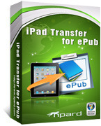 Tipard iPad Transfer for ePub Coupon